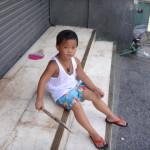 【フィリピン】街中の写真