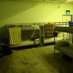 20人部屋に泊まりました