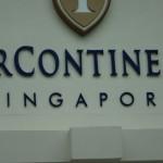 シンガポールで…。