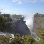 【ジンバブエ】ヴィクトリアの滝とザンベジ川周辺の写真