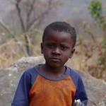 【ザンビア】子供達の写真