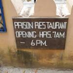 最悪な気分のレストラン