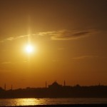Turkish sunset
