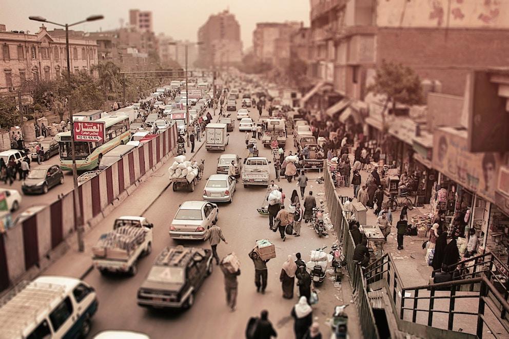 アフリカ大都市