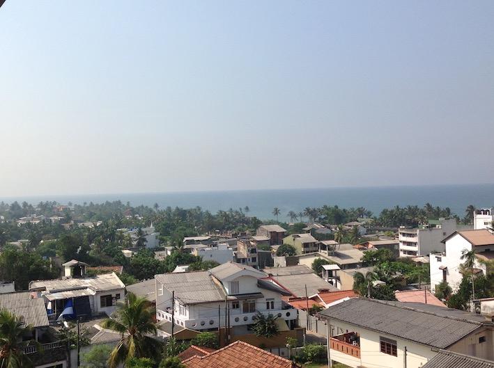 コロンボ風景
