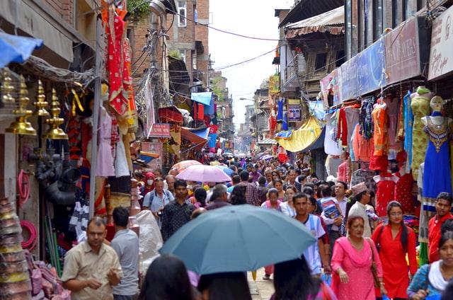 ネパール人々