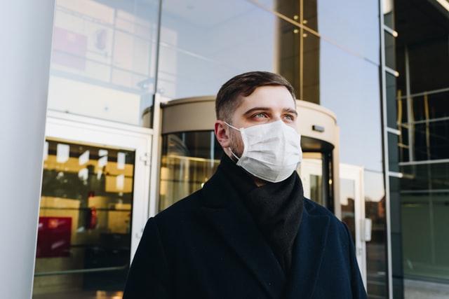 マスク欧米
