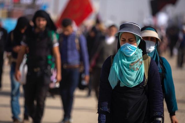 マスク中東