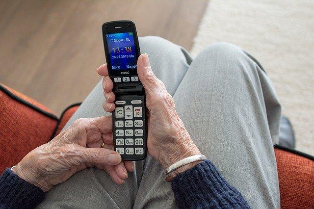 折り畳み携帯