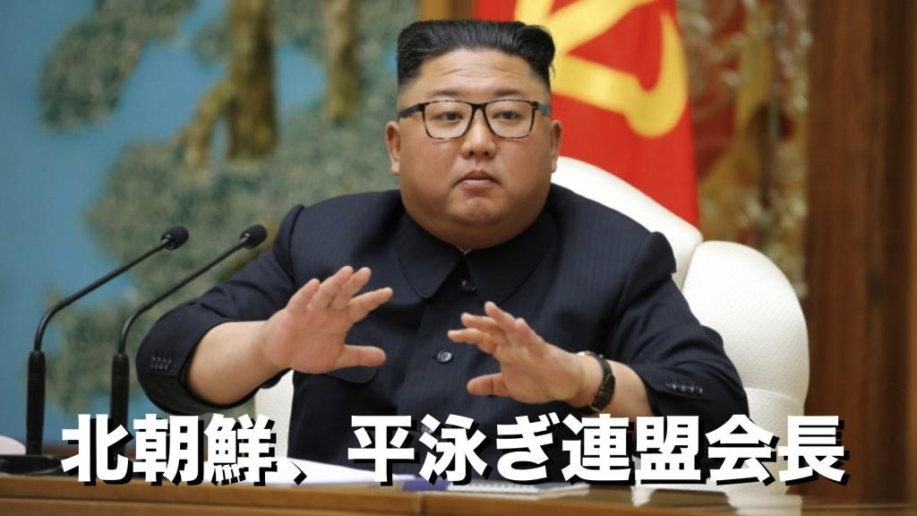 北朝鮮平泳ぎ連盟会長