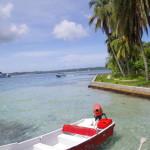 【児島だよ!】僅か1ドルでパナマの小島カレネロアイランドへ
